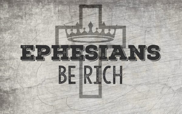Our Riches In Christ Image