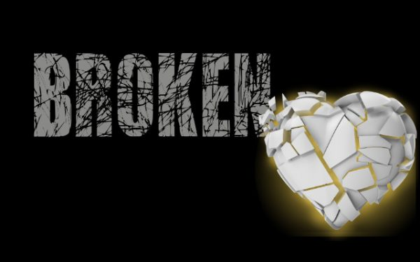 Broken To Make A Difference Image